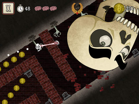 Skullduggery! iPhone iPad
