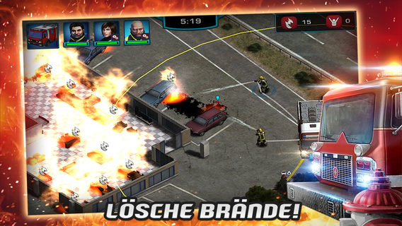 RESCUE: Heroes in Action iPhone iPad
