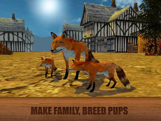 Real Fox Survival Simulator Full Screenshots