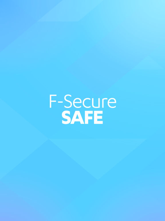 F-Secure SAFE on the App Store