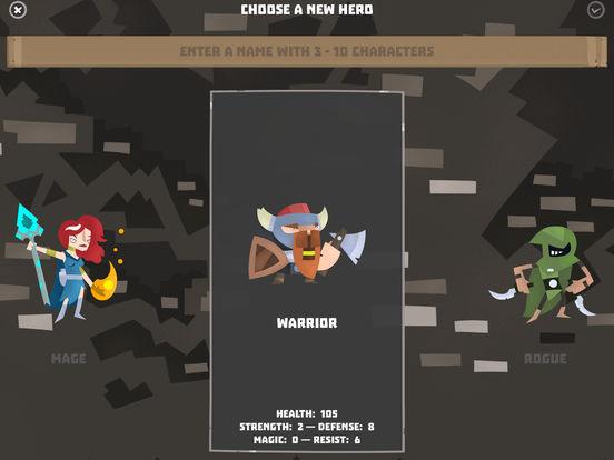 Screenshot 3 Chain Quest