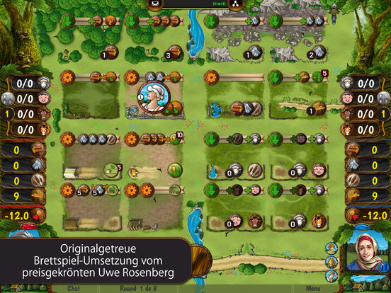 Agricola All Creatures Big and Small iOS Screenshots