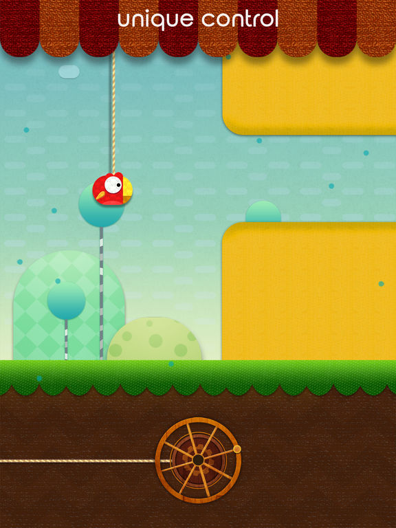 Puppet Bird iOS Screenshots