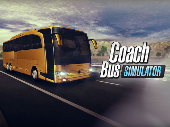Screenshot 1 Coach Bus Simulator