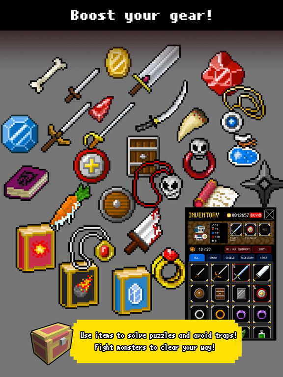 Dungeon of Gravestone iOS