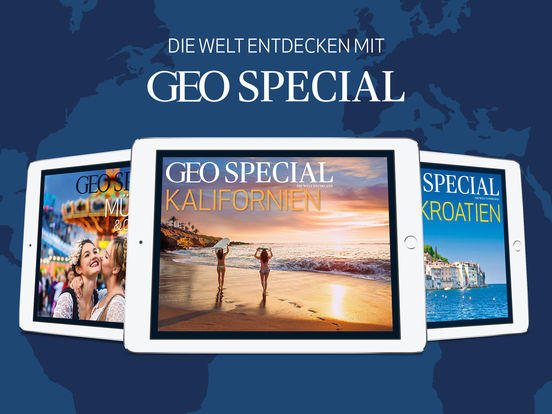 GEO Special bis 1/2017 Screenshot