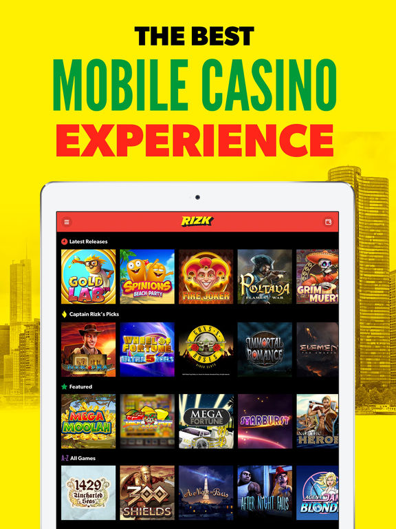 Rizk Casino UK - Online Gaming - Online Casino - About Us
