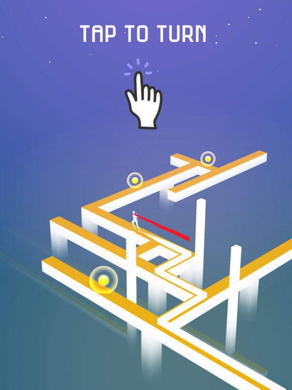 Crooked Path: Infinity Run iOS