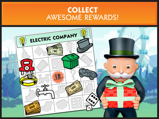 monopoly app for ipod touch