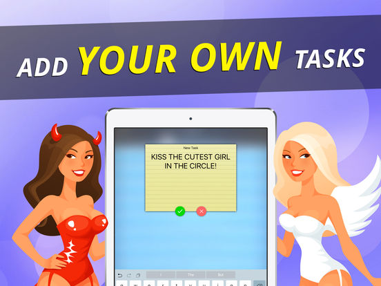 Truth or Dare - HOT Party Game for Teens & Adult Screenshots