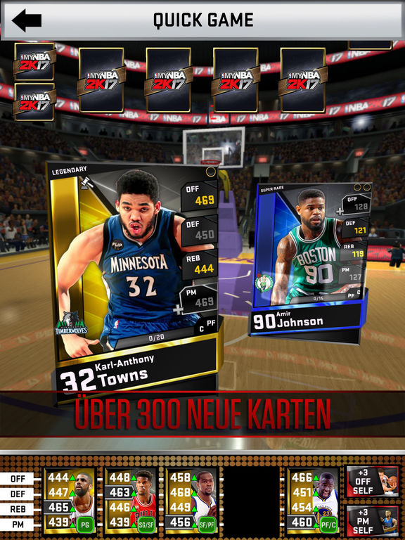 My NBA 2K17 iOS