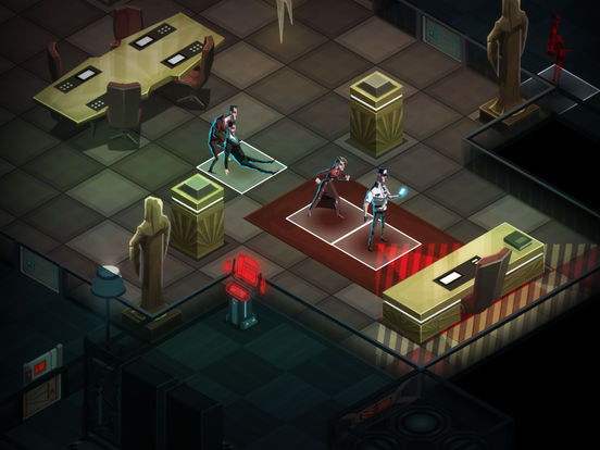 Invisible, Inc. iOS