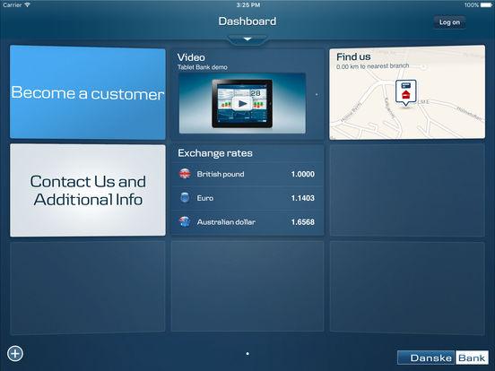 Tablet Bank Uk Danske Bank On The App Store