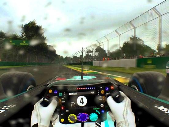 Screenshot 2 T1 Race Masters