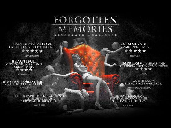 Forgotten Memories: Alternate Realities Screenshot