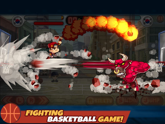 Head Basketball iOS Screenshots