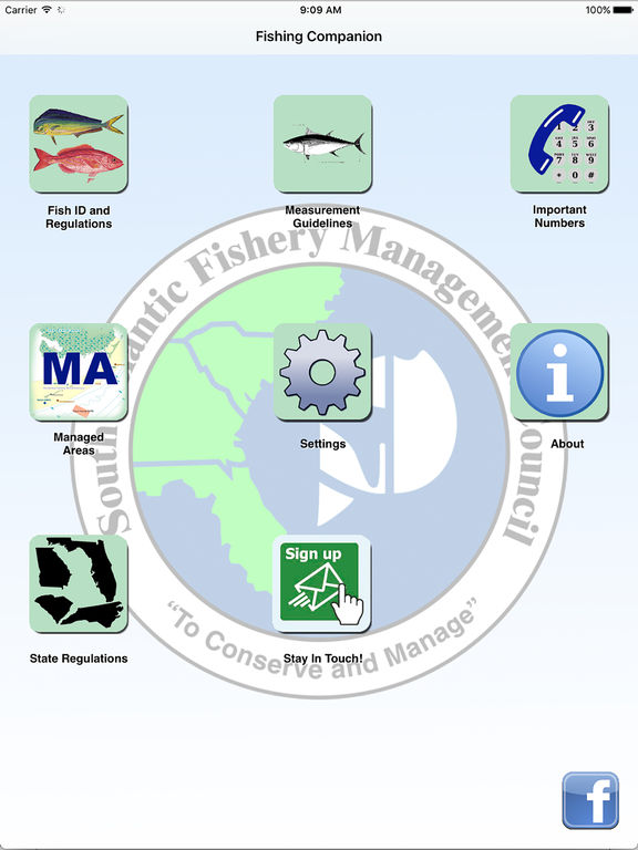 Sa fishing regulations app insight download for Fish rules app