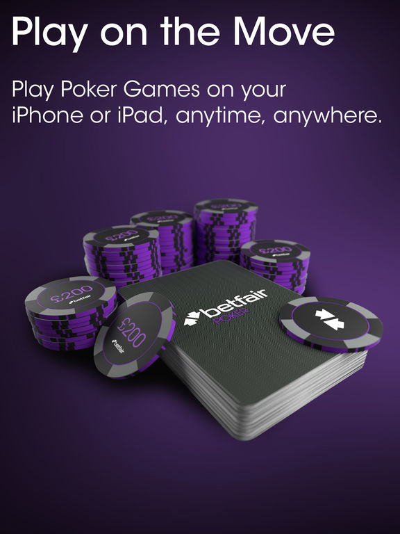 Real money online poker app iphone