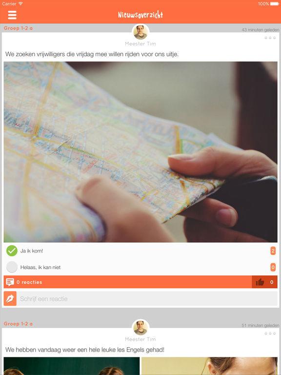Klasbord Screenshot