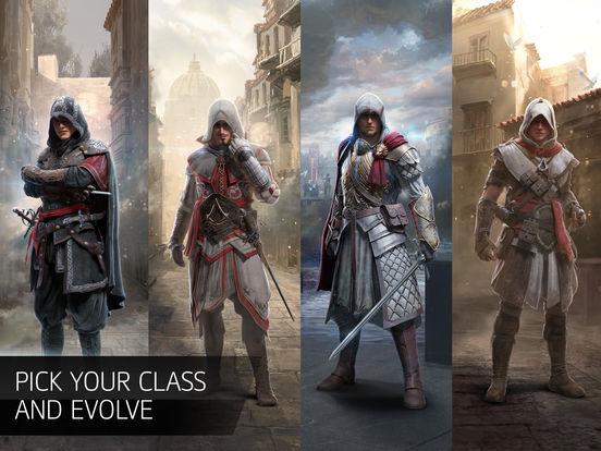 Assassin's Creed Identity Screenshot