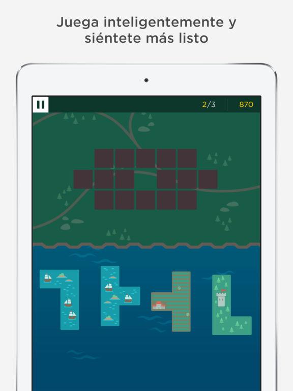 Peak - Juegos Cerebrales Screenshot