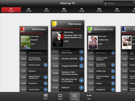 'Film1' in de App Store