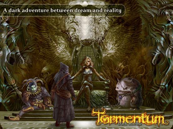 Tormentum - Dark Sorrow - Lite iPad app afbeelding 1
