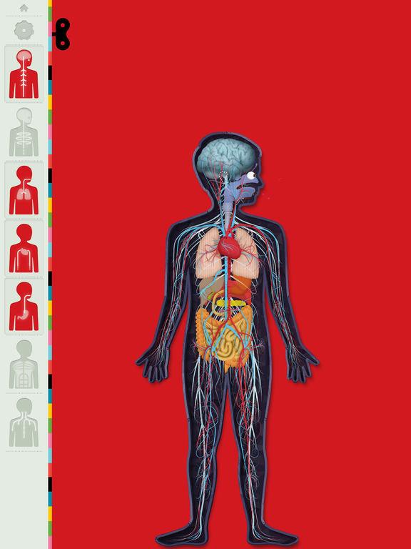 Het Menselijk Lichaam Screenshot