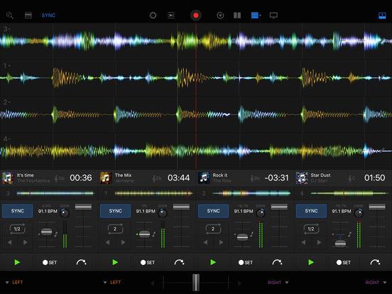 djay Pro Screenshot