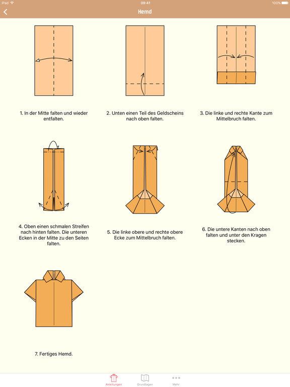Originelle geldgeschenke mit origami appflieger for Originelle geschenke fa r mitarbeiter