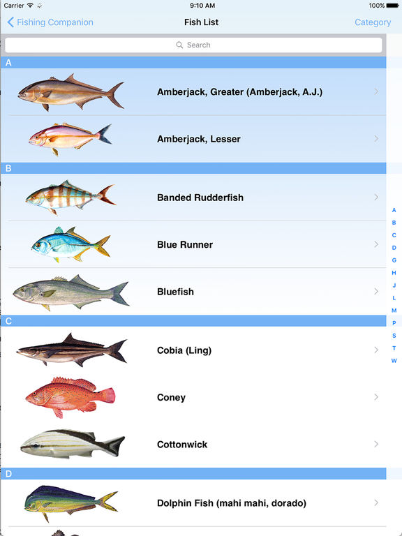 Sa fishing regulations app insight download for South carolina saltwater fishing regulations