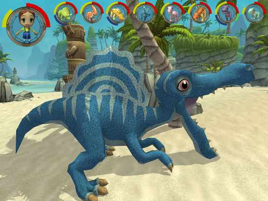 Jurassic Dino Kids Unlocked Screenshots