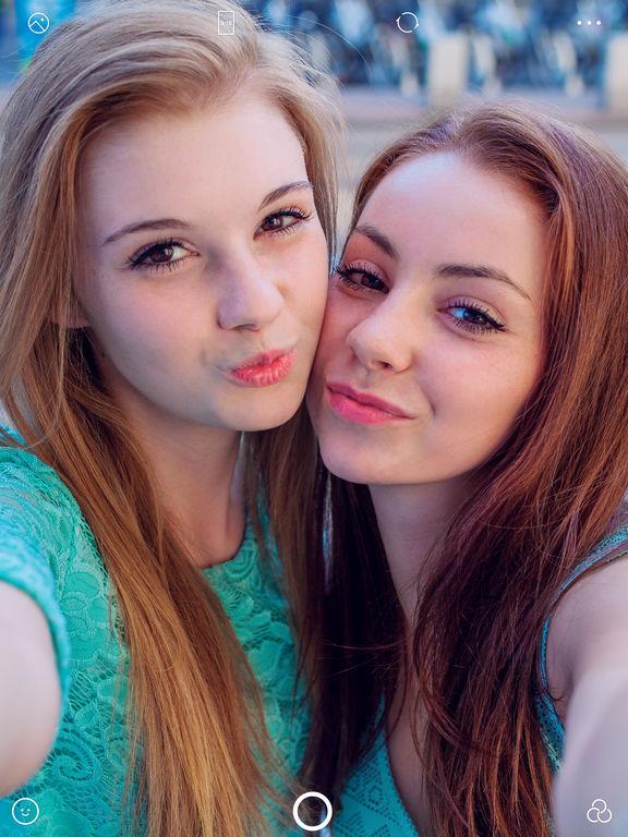 B612 - Selfie from the heart Screenshot