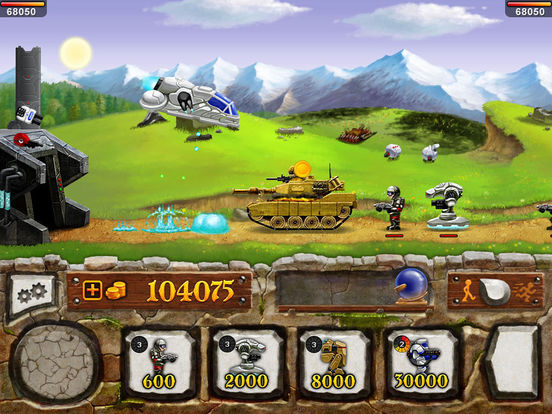 Eternity Wars - save your kingdom in ages of time Screenshot
