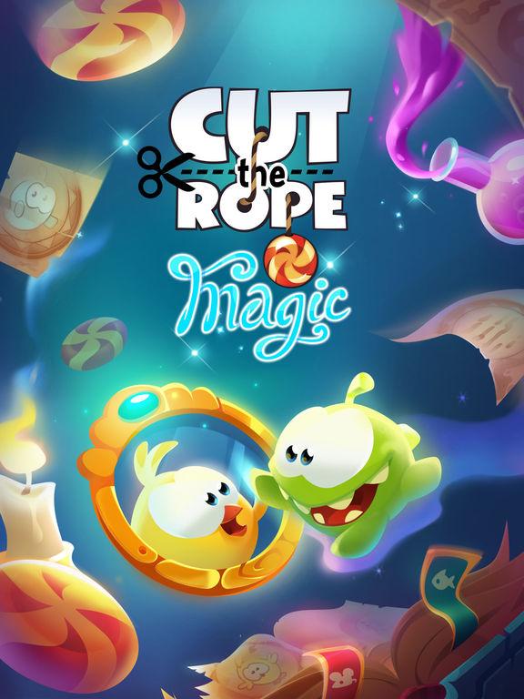 Cut the Rope: Magic Screenshot