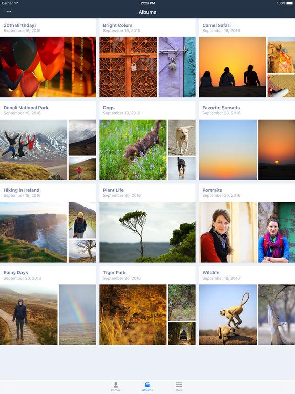 Amazon Photos Screenshot