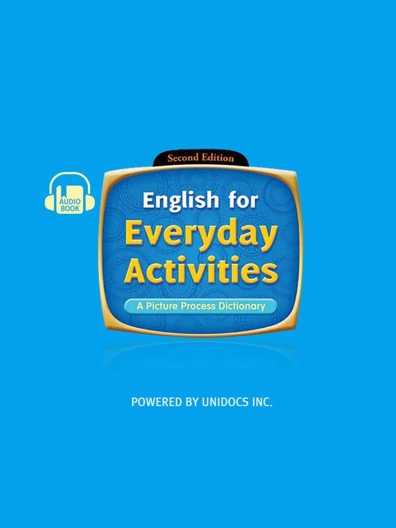 English for Everyday Activities Screenshots