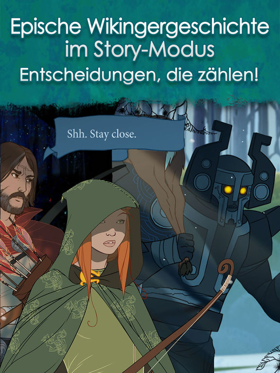 Banner Saga Screenshot