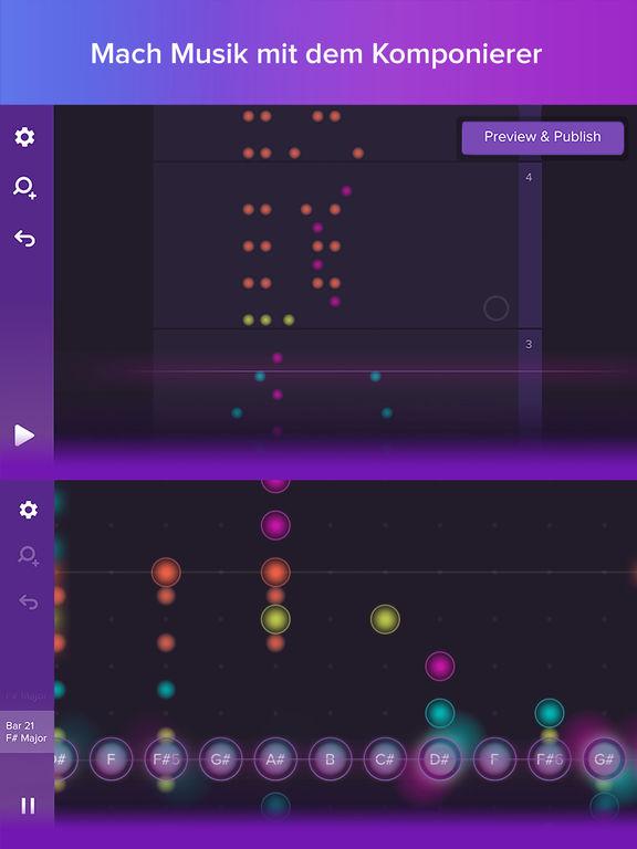 Magic Piano Screenshot