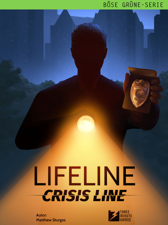 Lifeline: Crisis Line iOS Screenshots