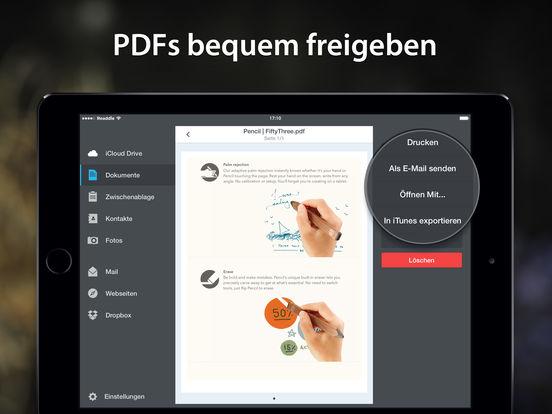PDF Converter – Dokumente & Fotos konvertieren Screenshot