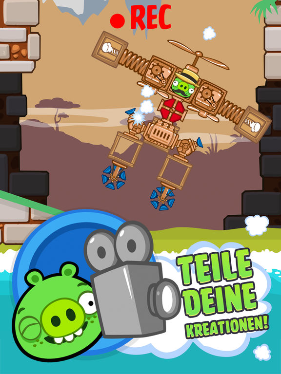 bad piggies online spielen