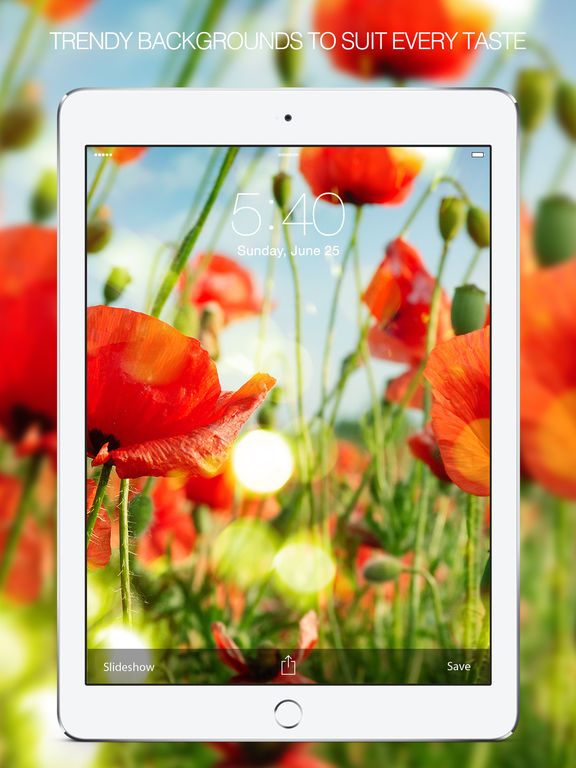 Flower Wallpapers – Floral & Flower Backgrounds Screenshot