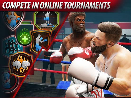 Real Boxing 2 ROCKY Screenshot