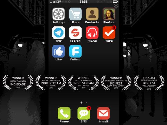 Replica : A Little Temporary Safety iOS Screenshots