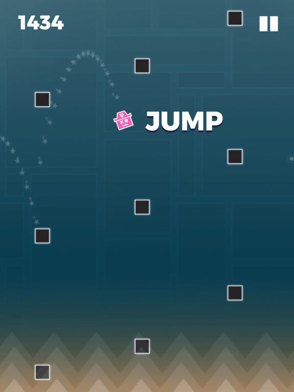 Void Jumping iOS Screenshots