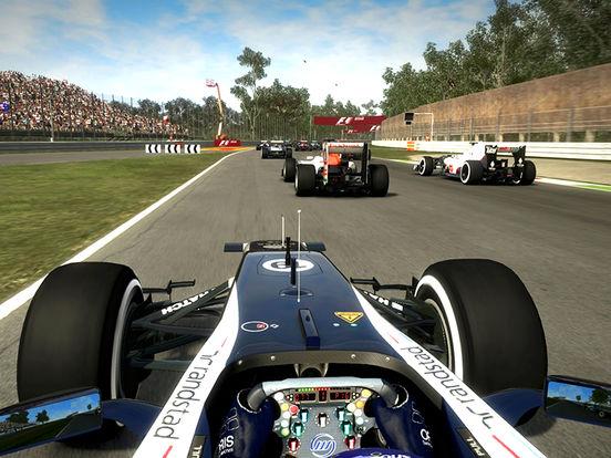 Screenshot 4 T1 Race Masters
