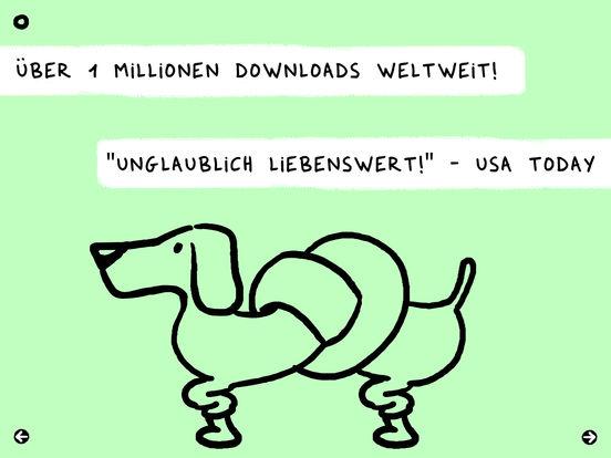 Streichelzoo - Der interaktive Bilderbuch-Spaß Screenshot