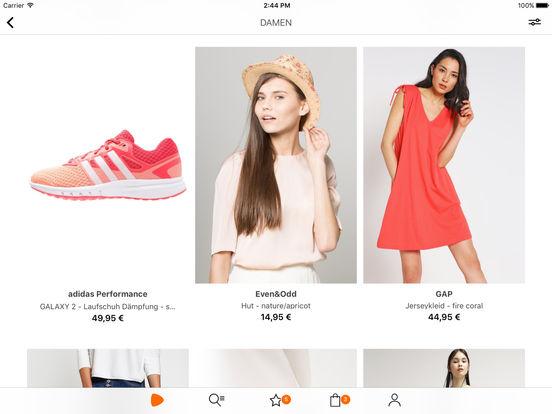 Zalando - Fashion und Shopping Screenshot