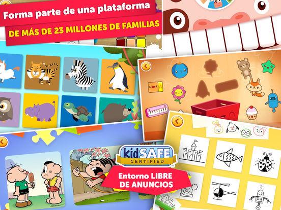 PlayKids – Dibujos y juegos educativos para niños Screenshot
